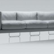 Le canapé vendu (ligne Penclub)
