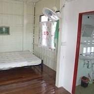 Chambre avec ventilé