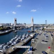 un lien vital entre quartiers de Brest