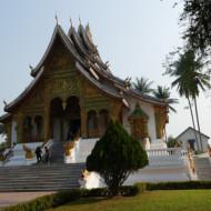 L'hebergement du  très célèbre boudha sry lankais