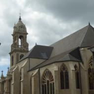 une église gothique