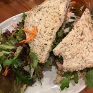 Sandwich Poulet cajun, orgasme culinaire garantie