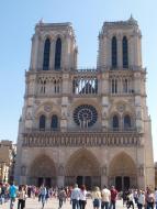 Façade de Notre Dame