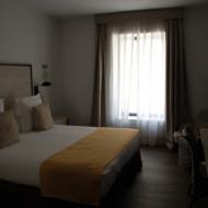 Parador Lleida, chambre
