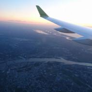 Riga from the sky