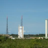 Cage de Faraday pour la zone de lancement d'Ariane