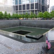 Bassin sur le site du World Trade Center, juin 2017, SB.