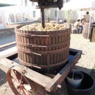 Pressoir pour obtenir du jus de pommes
