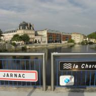 La Charente à Jarnac