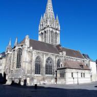 église du saint Sauveur actuelle