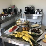 Buffet de petit déjeuner
