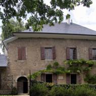 Les Charmettes ; la maison de Jean-Jacques Rousseau