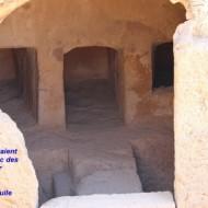 tombeaux des rois à PAPHOS