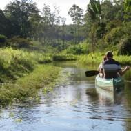 Activite kayak autour des iles aux lemuriens