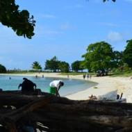 one man beach