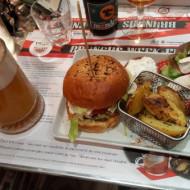 Hamburger végétarien!!
