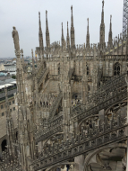 Duomo vue du haut