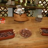 les différents produits issus du cacaoyer