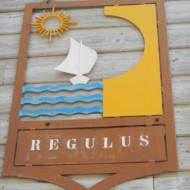 Le sigle des Grottes de Régulus