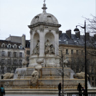 monumentale fontaine