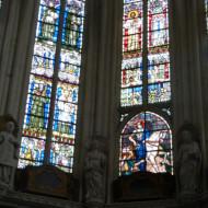 très beaux vitraux