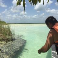 Tour bateau 2 h mangroves Sian Kaan