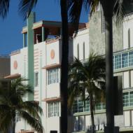 bâtiments sur Ocean Drive