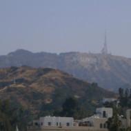 les hauteurs d'Hollywood