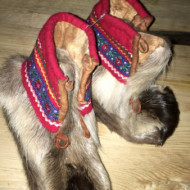 chaussons de bébé sami