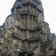 Niveau le plus élevé du temple d'Angkor Wat