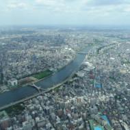 un panorama unique sur tokyo