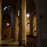 Intérieur de l'église Ste Marie Madeleine