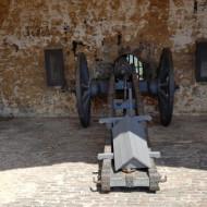 Un canon dans la citadelle