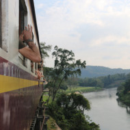 rivière de Kwai Kanchanaburi