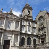 L'église Sao Francisco