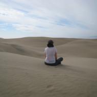 Désert près de Huacachina