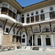 Cour intérieur du harem