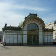 pavillon Otto Wagner
