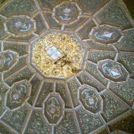 Incroyable plafond doré