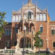 hôpital San Pau