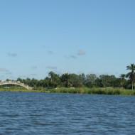 Nouveau pont sur le canal