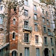 une façade originale