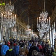 Galerie des glaces Château de Versailles