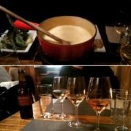 Fondue jurassienne et dégustation de vins et bière du Jura