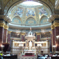 Cathédrale Saint Étienne du Budapest
