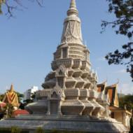 phnom penh palais royal Sanctuaire du Roi Norodom