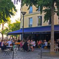 Terrasse magique du Moncoeur Belleville
