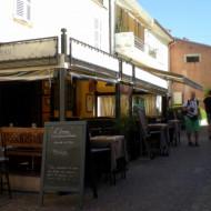 L'Ousteau et sa terrasse
