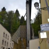 Ascenseur panoramique du Pfaffenthal, Luxembourg, 2017