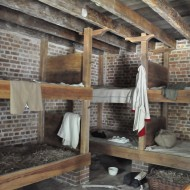 Dortoirs des esclaves